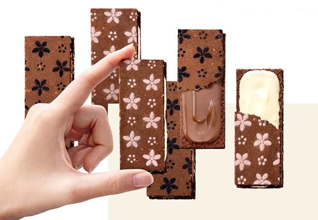 THEチョコレートサンドTOKYO「銀のぶどうTHEチョコレートサンドALMOND」