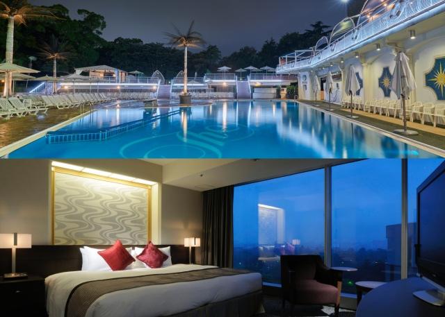 Night Pool & Stay