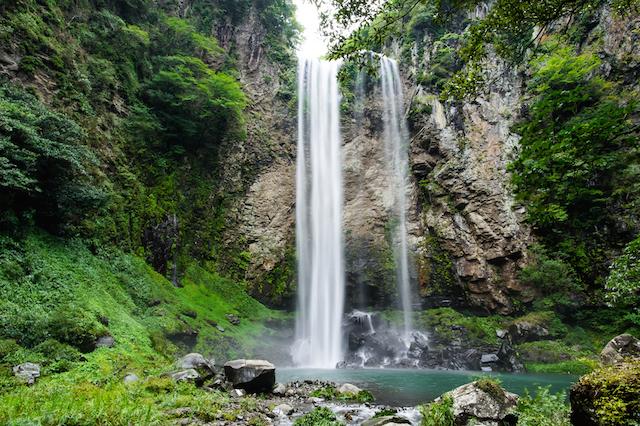 福貴野の滝 大分県
