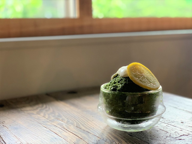 Matcha Place クリームチーズ抹茶ピンス