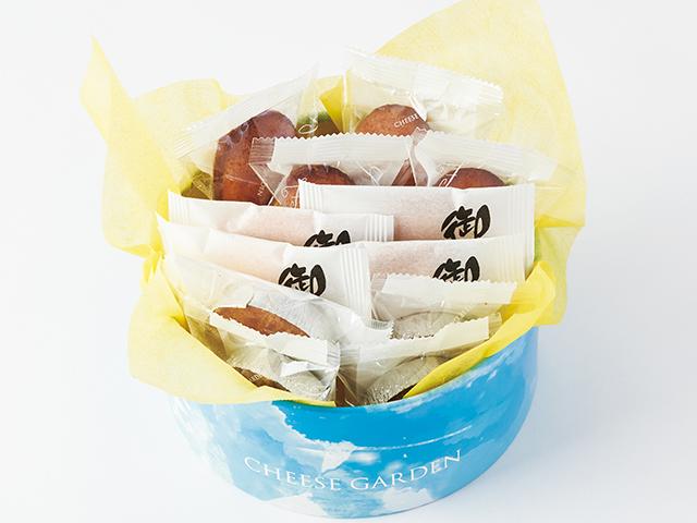 チーズガーデン「夏の焼菓子アソート」