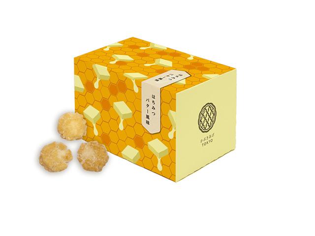 小田急新宿「夏のてみやげフェア」かぶきあげTOKYO「はちみつバター風味」
