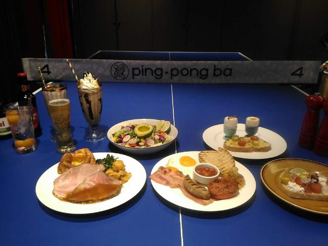 ping-pong ba(ピン・ポン・バ)料理