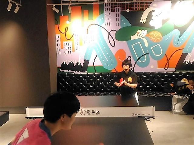 ping-pong ba(ピン・ポン・バ)イベント3