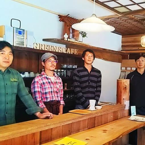 GREEN ∞ CAFE(グリーン エイト カフェ) 茶氷