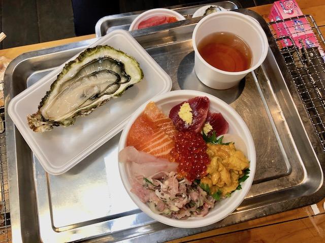 好きなお刺身を好きなだけ!道の駅日立おさかなセンターの「味勝手丼」が幸せすぎる【日立】