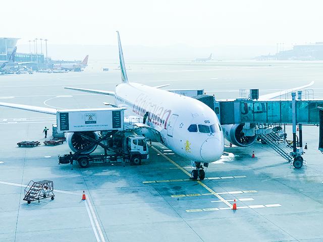 エチオピア航空でソウルに行ってきました