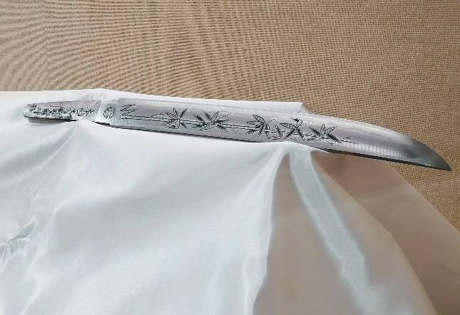 亥鼻公園展示刀