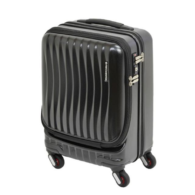 スーツケースの選び方ジップタイプ