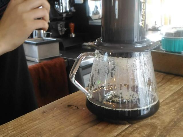 エアストリームガーデンコーヒー2