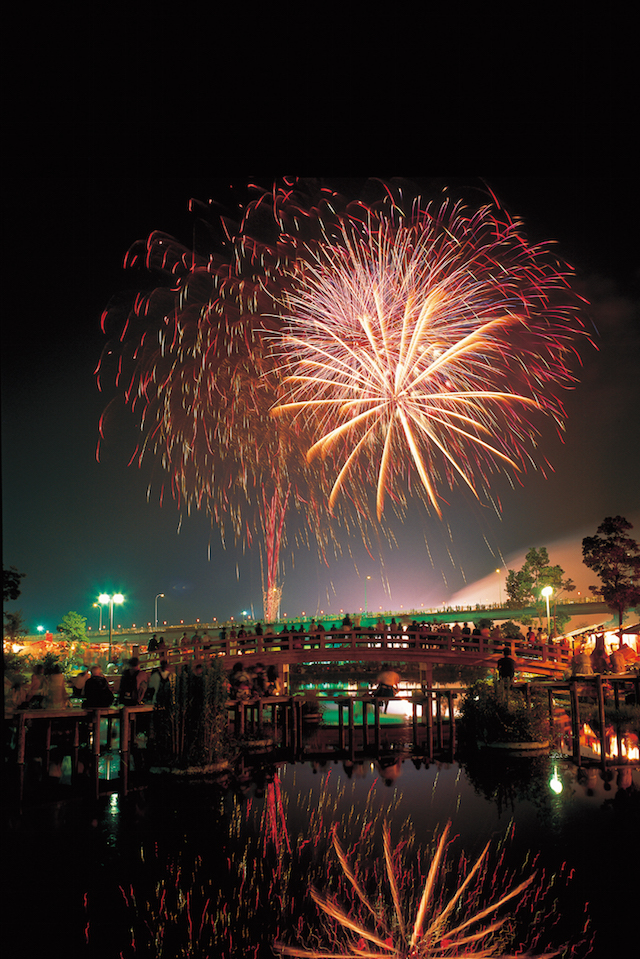ふくろい遠州の花火2019
