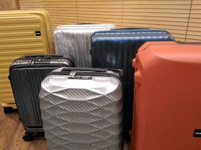 スーツケースの伝道師