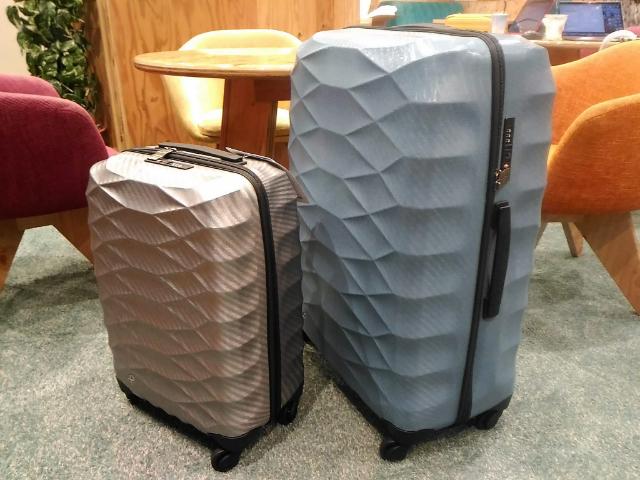 スーツケースのトレンド