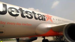 ジェットスター飛行機2