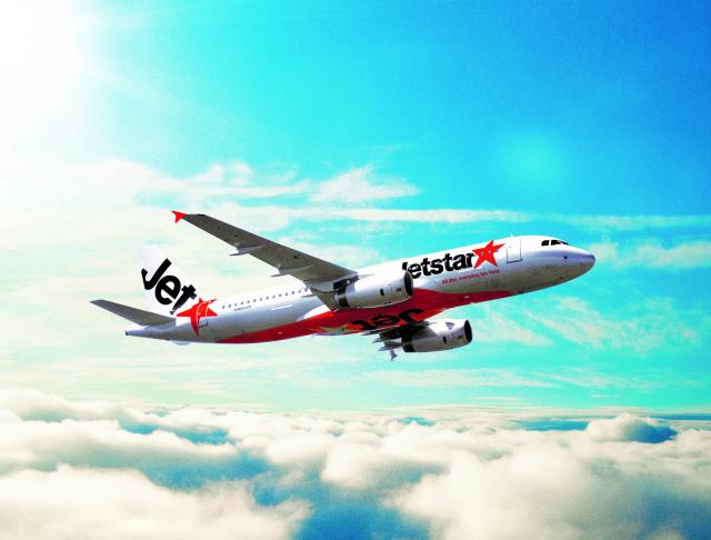 ジェットスター飛行機3