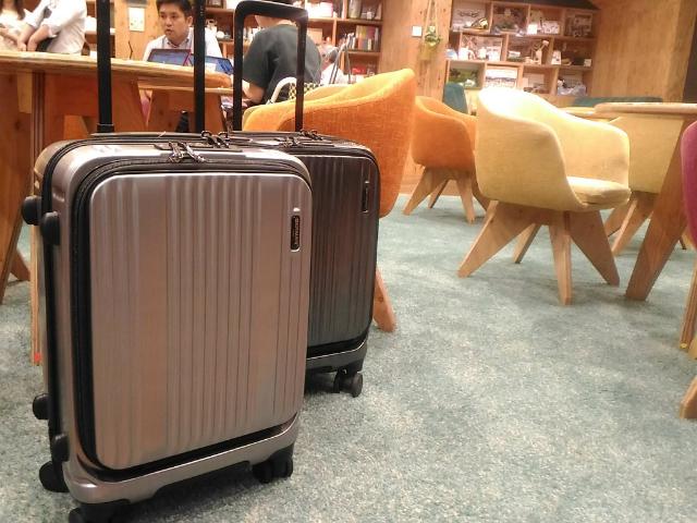 ビジネススーツケース2