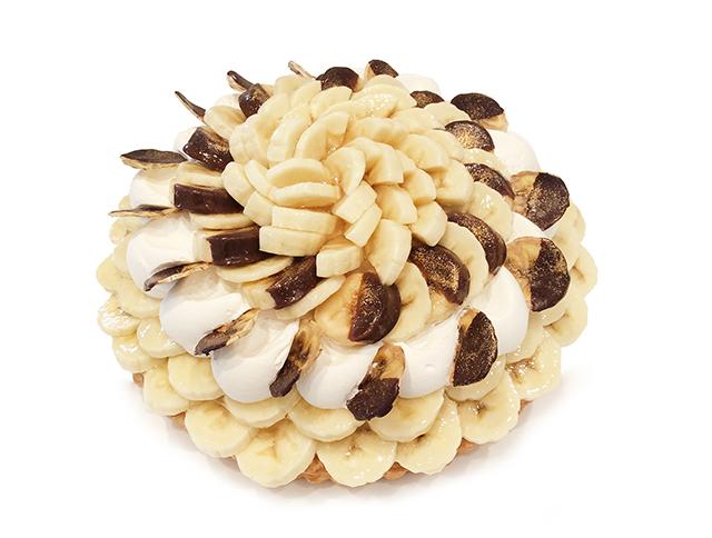 コムサカフェ「バナナの日」限定ケーキ「軽井沢プリンスショッピングプラザ店」