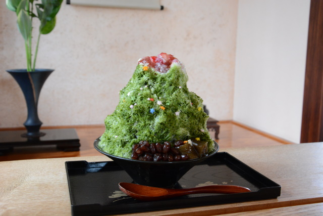 茶町KINZABURO(キンザブロウ) 茶氷