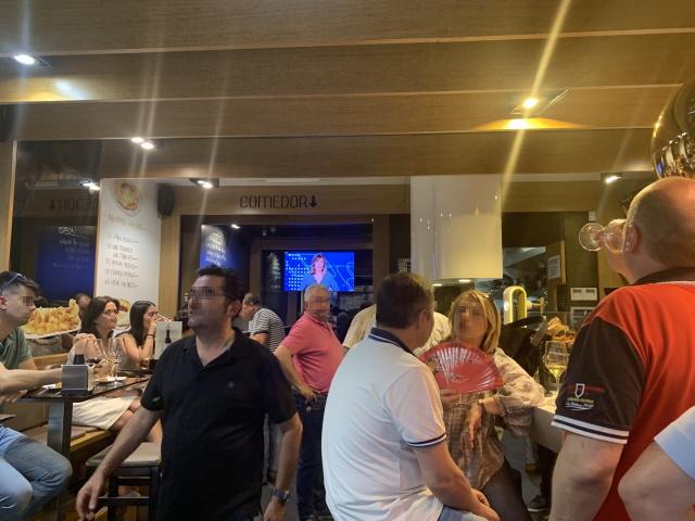 ログローニョ リオハ バル タパス