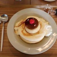 プリンパンケーキ
