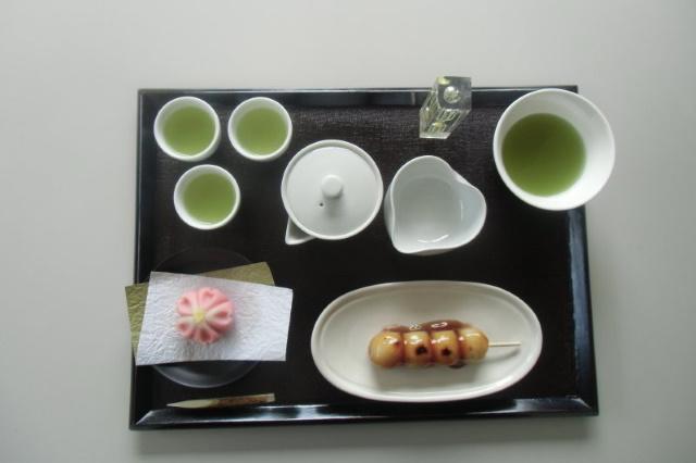 茶の芽 茶氷