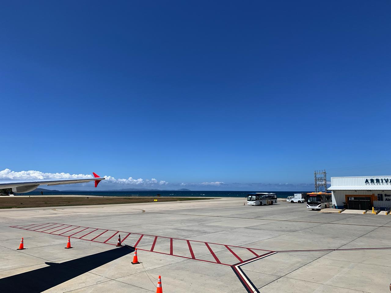 カティクラン空港
