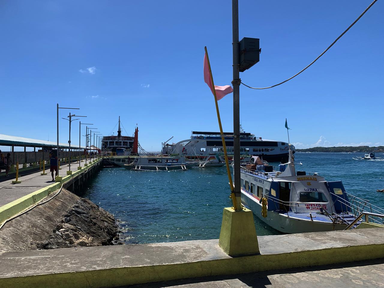 カティクラン港ボート&フェリー