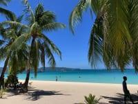 ボラカイ島ホワイトビーチ2