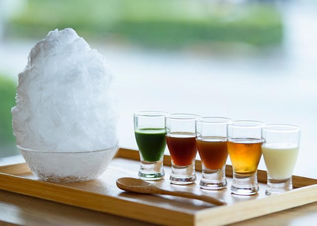 SANOWA 茶氷