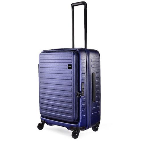 ロジェール(LOJEL) キューボ(CUBO) スーツケース 70L ネイビー