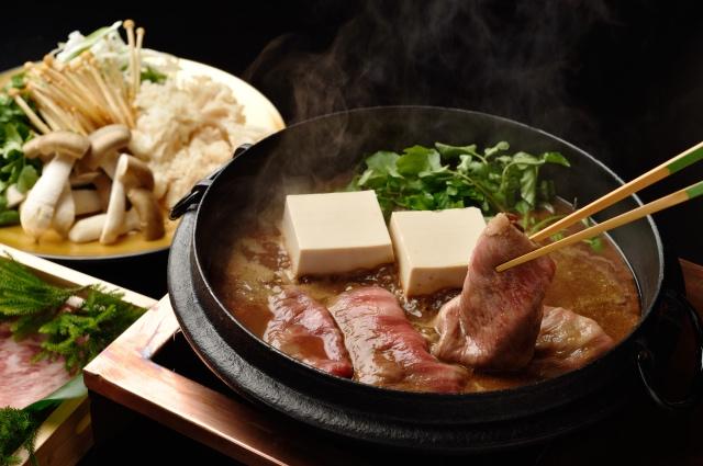 とうふ牛なべ味噌