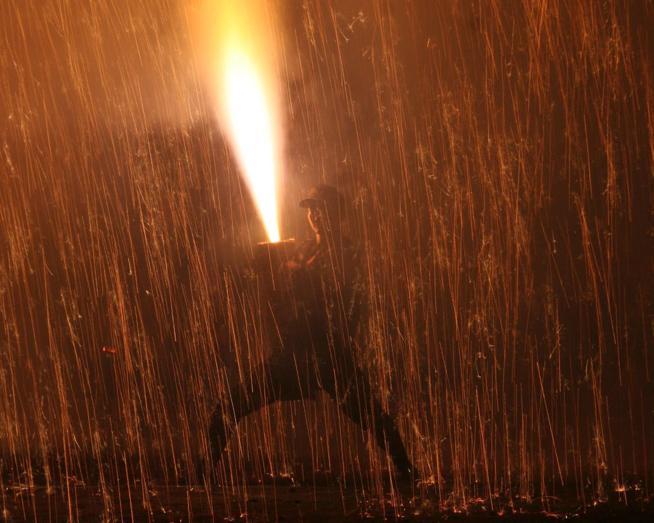 炎の祭典 ~炎の舞~