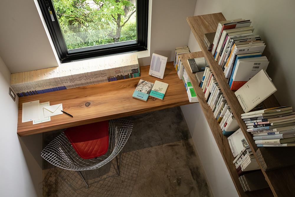 箱根本箱 読書室