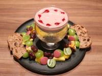 Le Bar a Vin 52 AZABU TOKYO「国産シャインマスカット入り4種フルーツ&ルビーチョコの冷製チーズフォンデュ食べ放題!」