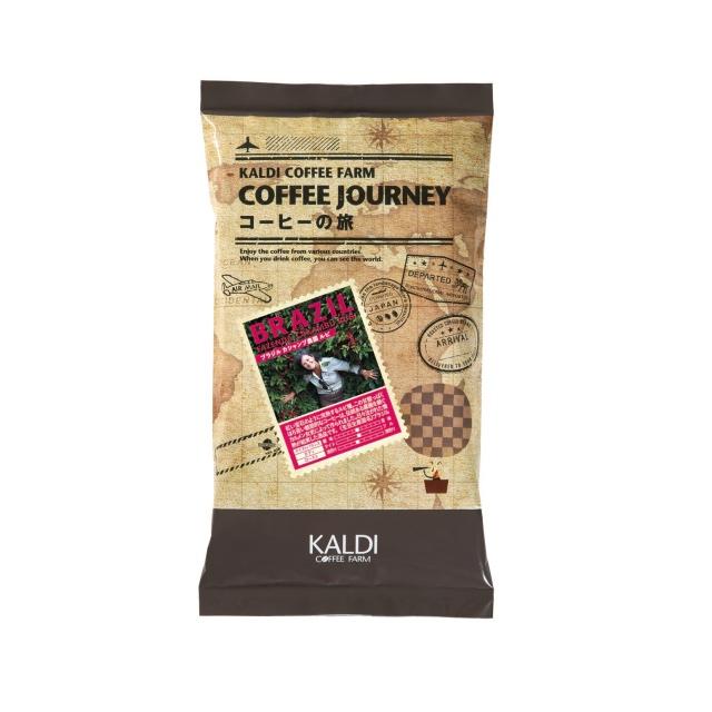 ブラジル カシャンブ農園のコーヒー豆「ルビ」