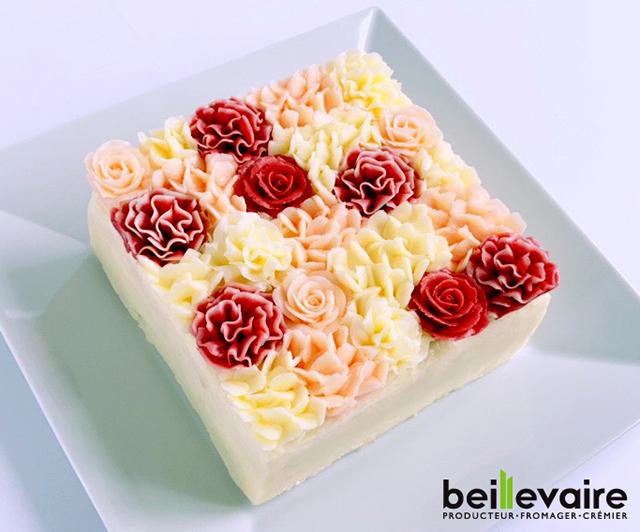 Beillevaire(ベイユヴェール)「ガトーオブーケ ロゼ」