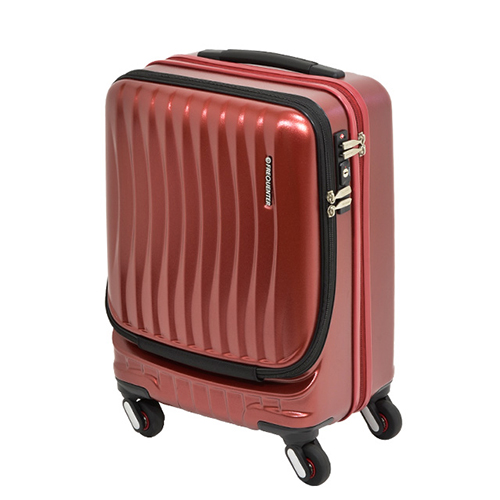 スーツケースの選び方フリクエンター