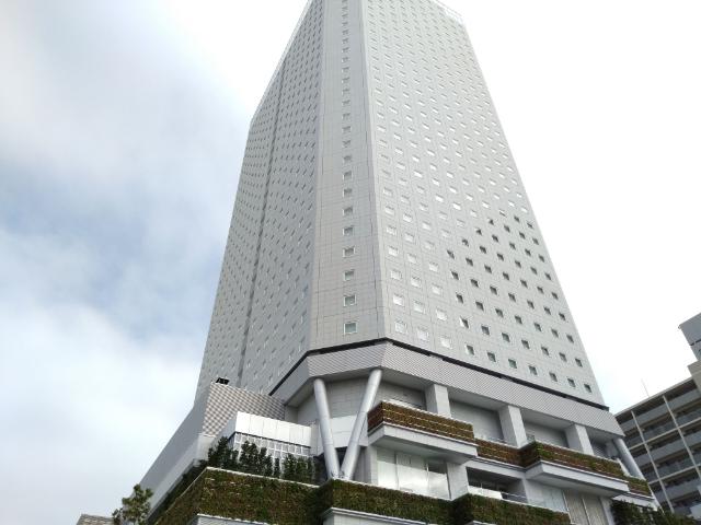 アパホテル&リゾート横浜ベイタワー外観