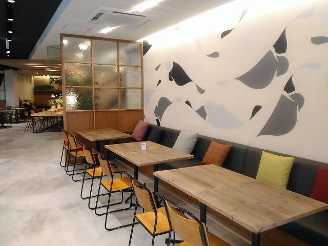 Mash Café & Bed NAGANO(マッシュ カフェ&ベッド ナガノ)カフェ