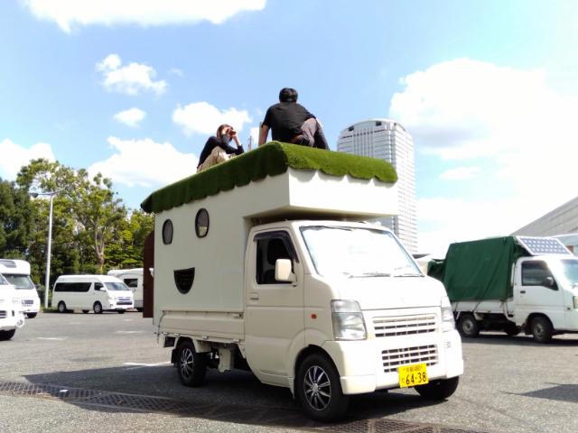 カートラジャパンモバイルハウス