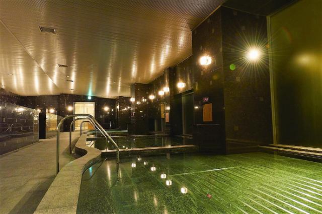 アパホテル&リゾート横浜ベイタワー大浴場