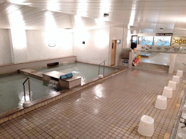 白樺リゾート池の平ホテル温泉内風呂