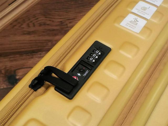 スーツケースのよくあるトラブル鍵2