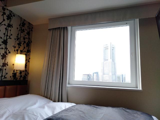 アパホテル&リゾート横浜ベイタワー景色