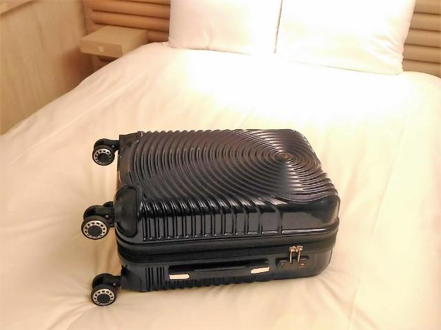 スーツケースのよくあるトラブル鍵3