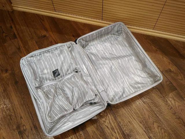 スーツケースのよくあるトラブルメンテナンスファスナー