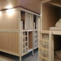 Mash Café & Bed NAGANO(マッシュ カフェ&ベッド ナガノ)ドミトリー3