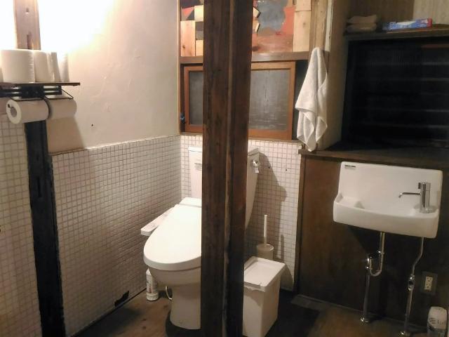 バケーションレンタルトイレ