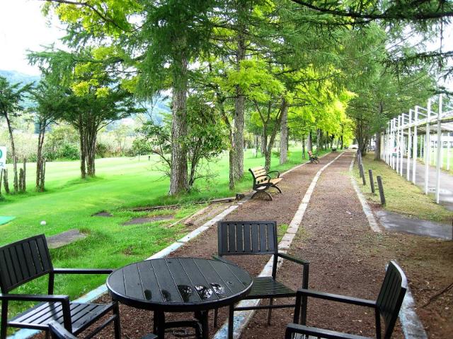白樺リゾート池の平ホテル散策