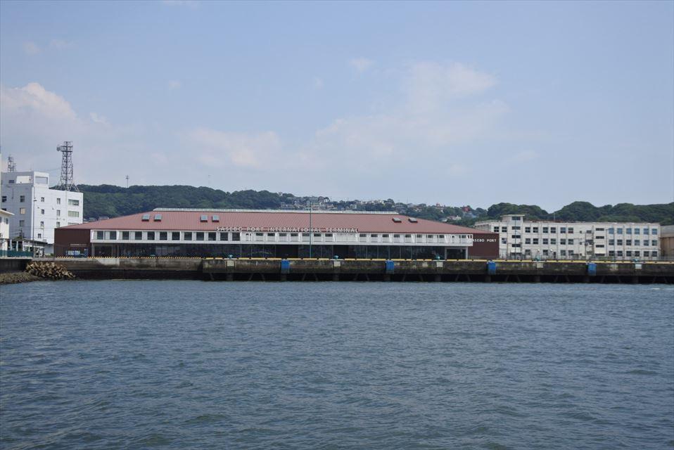 佐世保港国際ターミナル